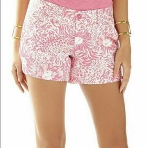 Lilly Pulitzer Get Spotted Callahan Shorts